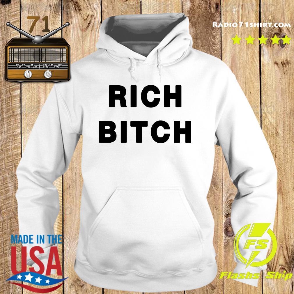 Homer Simpson Rich Bitch Shirt Hoodie
