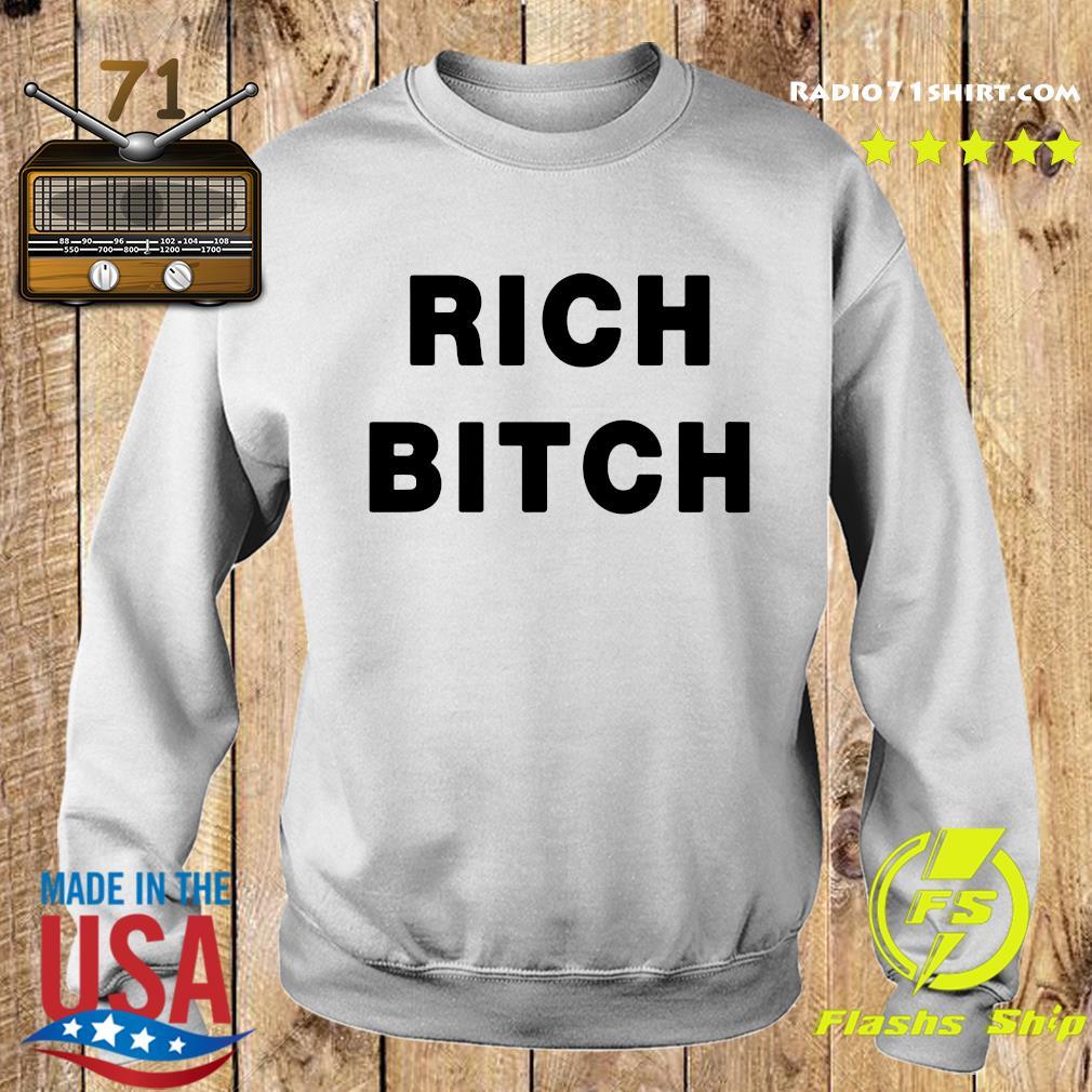 Homer Simpson Rich Bitch Shirt Sweater