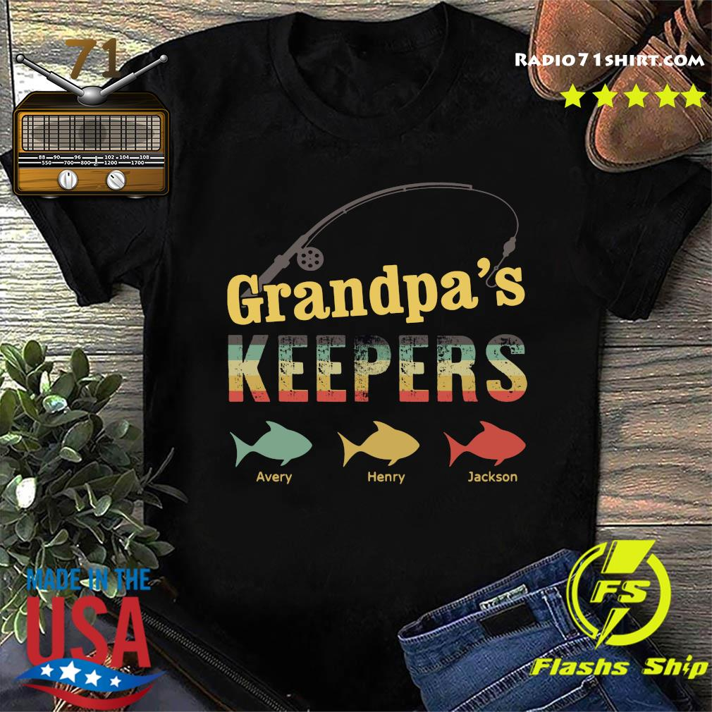 Hooked By Being Fishing Father's Day Personalized Shirt