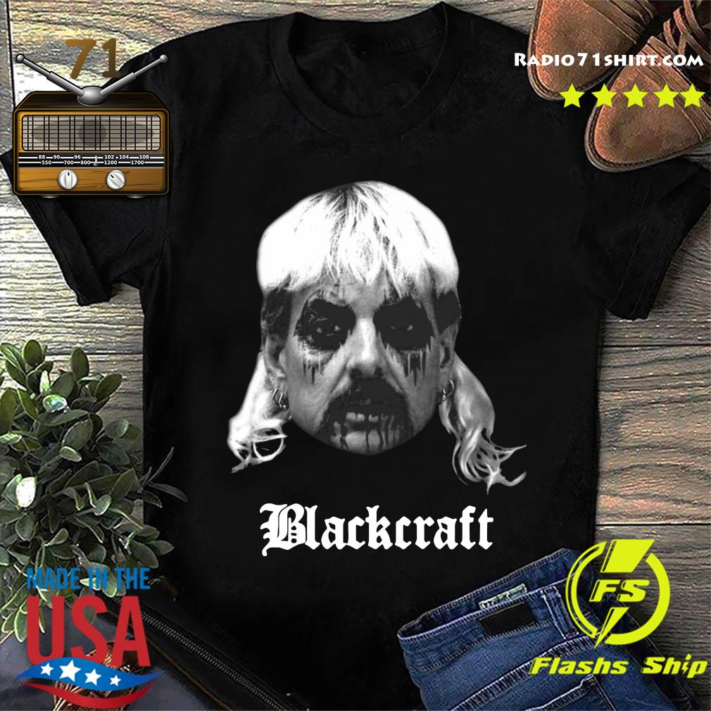 Joe Exotic Blackcraft shirt