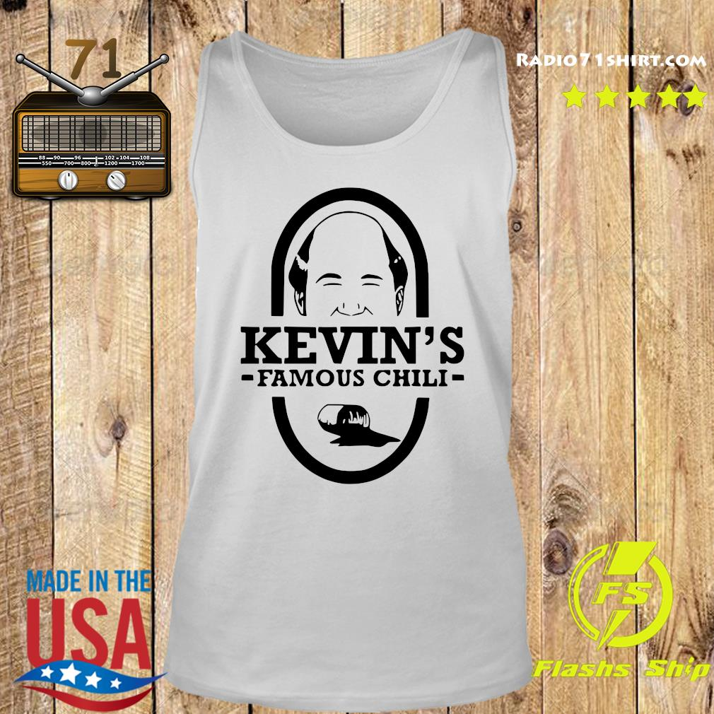 Kevin's Famous Chili Shirt Tank top