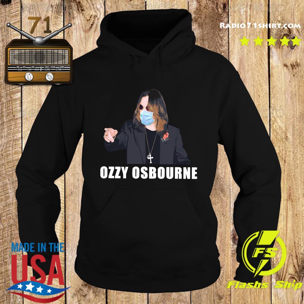 Mask Ozzy Osbourne Covid 19 Shirt Hoodie