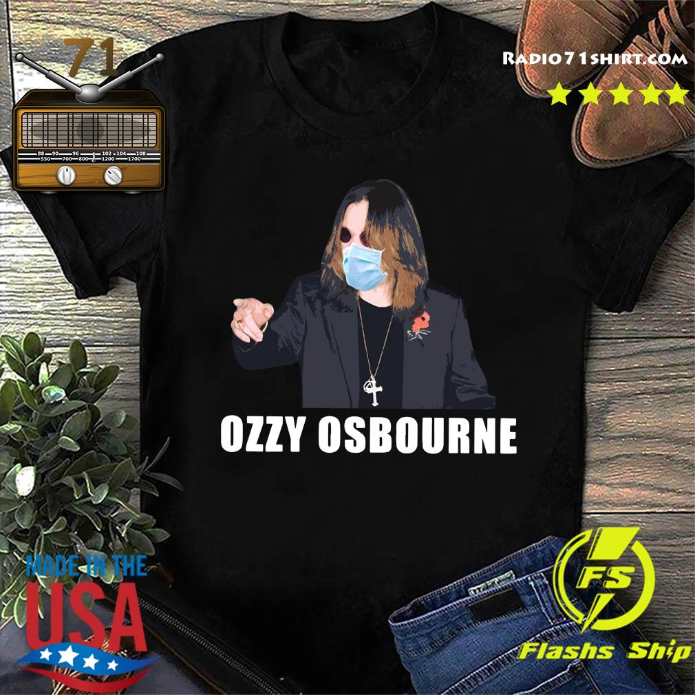 Mask Ozzy Osbourne Covid 19 Shirt