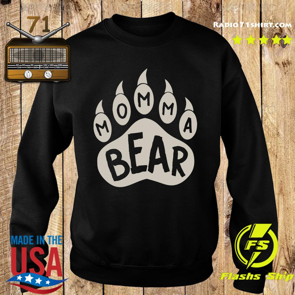 Momma Bear Shirt Sweater