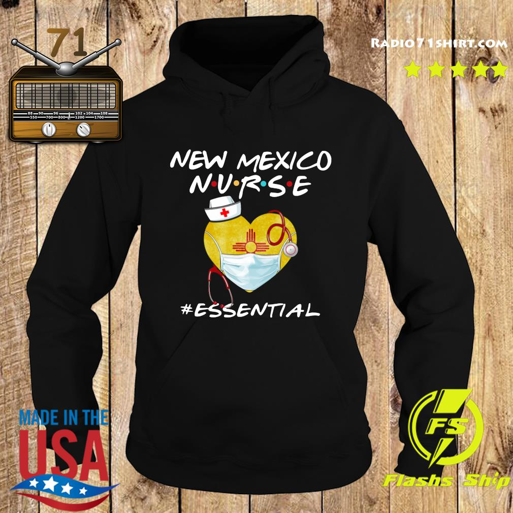 New Mexico Nurse Essential Shirt Hoodie