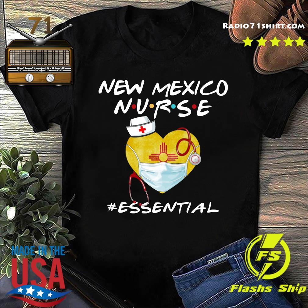New Mexico Nurse Essential Shirt