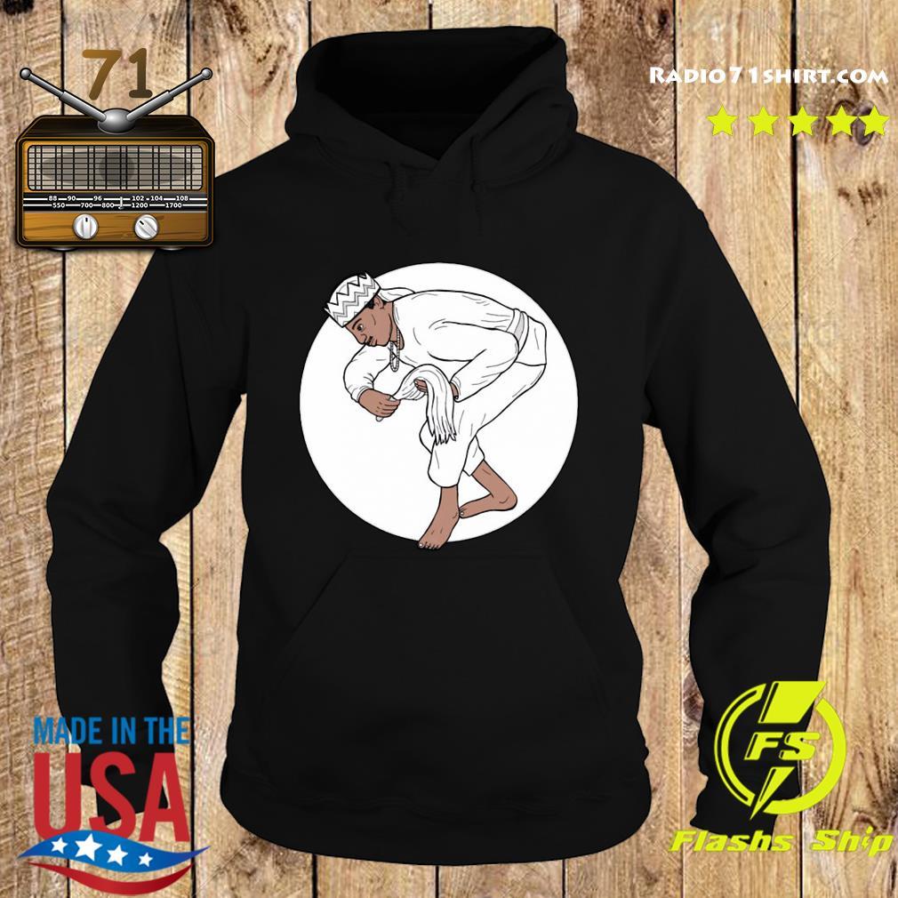 Official Afro Cuban Obatala Dancer Shirt Hoodie