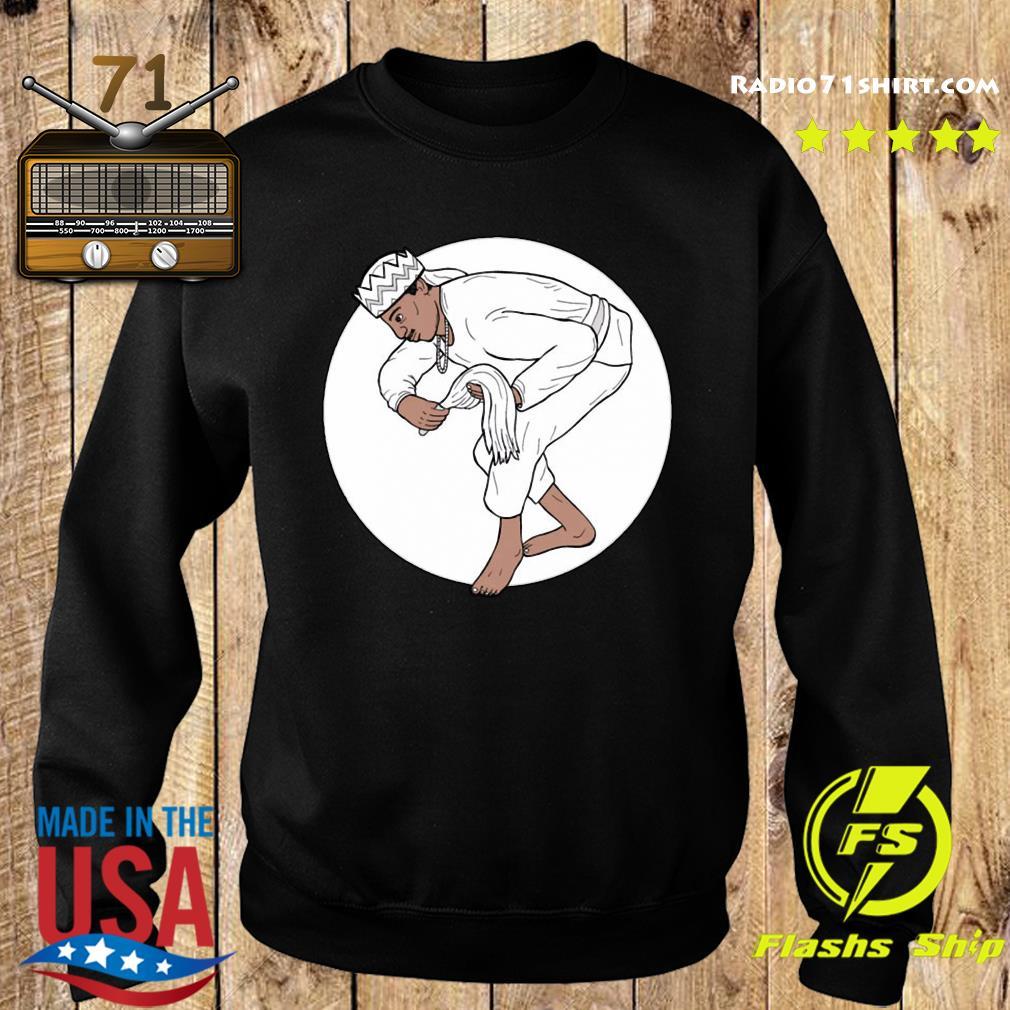 Official Afro Cuban Obatala Dancer Shirt Sweater