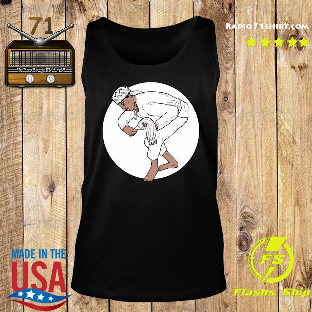 Official Afro Cuban Obatala Dancer Shirt Tank top