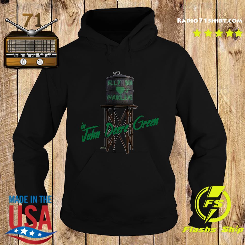 Official John Deere Green Billy Bob Loves Charlene Joe Diffie s Hoodie
