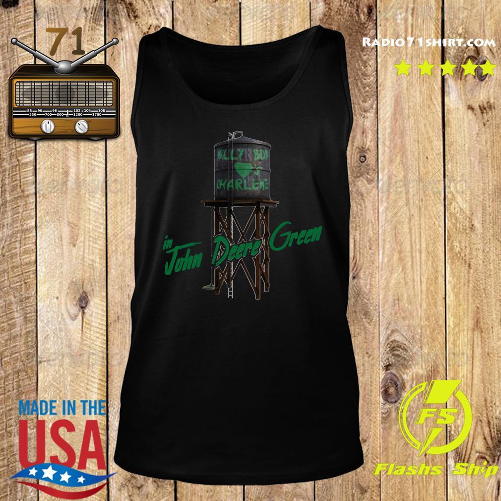 Official John Deere Green Billy Bob Loves Charlene Joe Diffie s Tank top