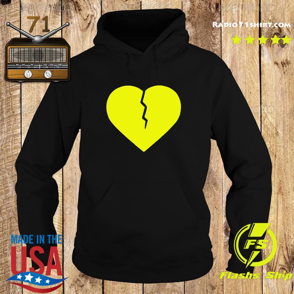 Official Marcus Lemonis Broken Heart T-Shirt Hoodie