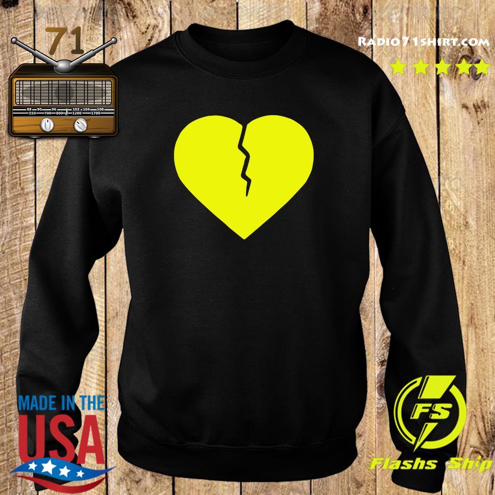 Official Marcus Lemonis Broken Heart T-Shirt Sweater