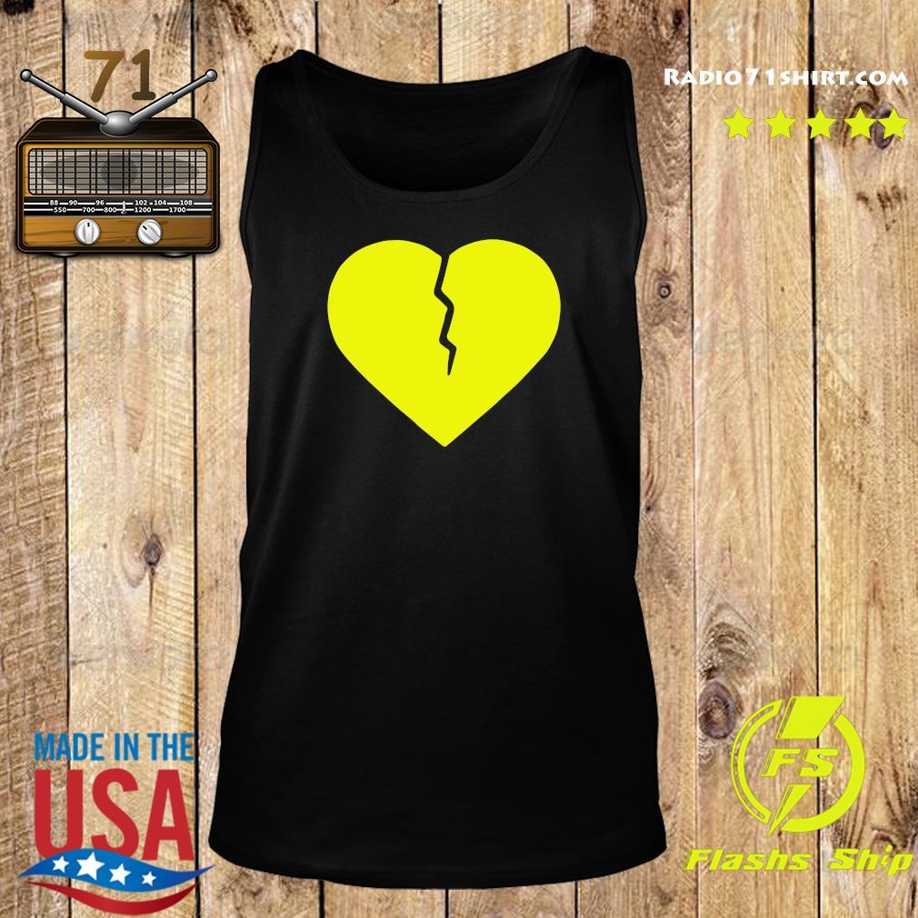 Official Marcus Lemonis Broken Heart T-Shirt Tank top