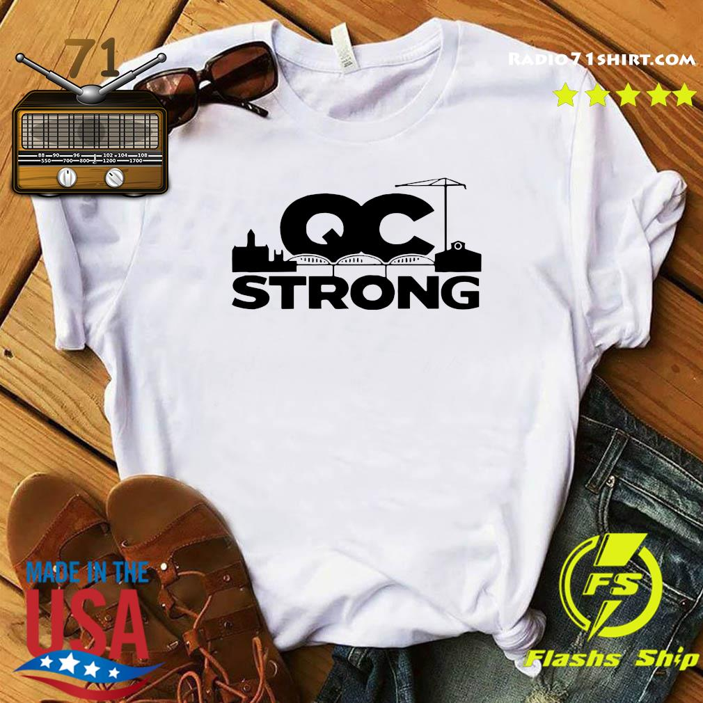 Official QC Strong Shirt