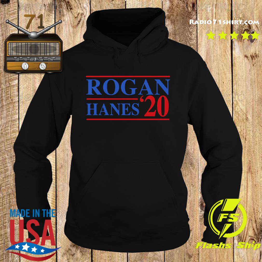 Official Rogan Hanes 20 Shirt Hoodie