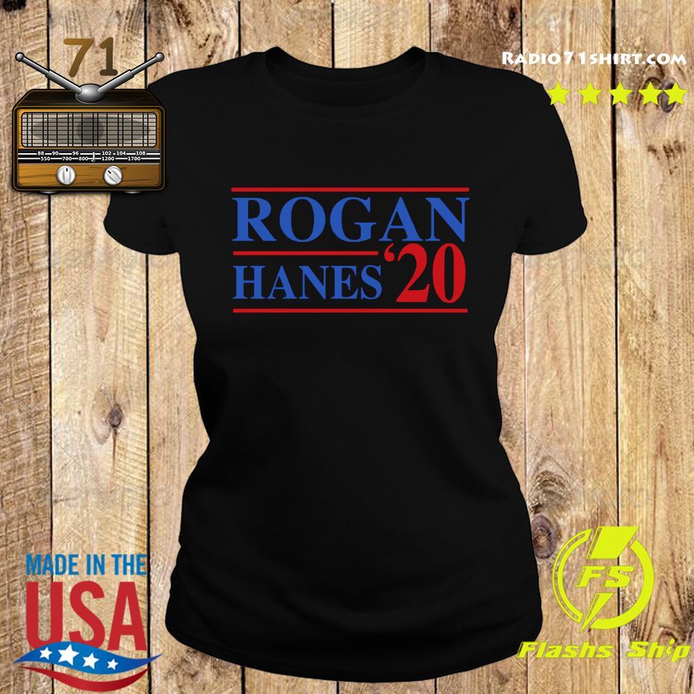 Official Rogan Hanes 20 Shirt Ladies tee