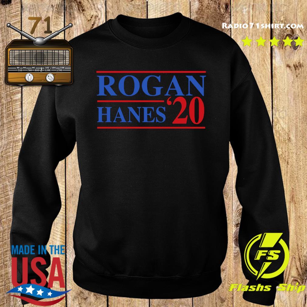 Official Rogan Hanes 20 Shirt Sweater