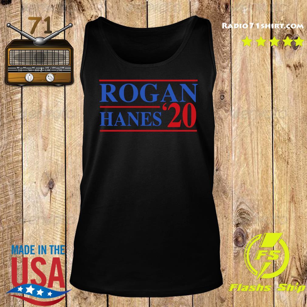 Official Rogan Hanes 20 Shirt Tank top