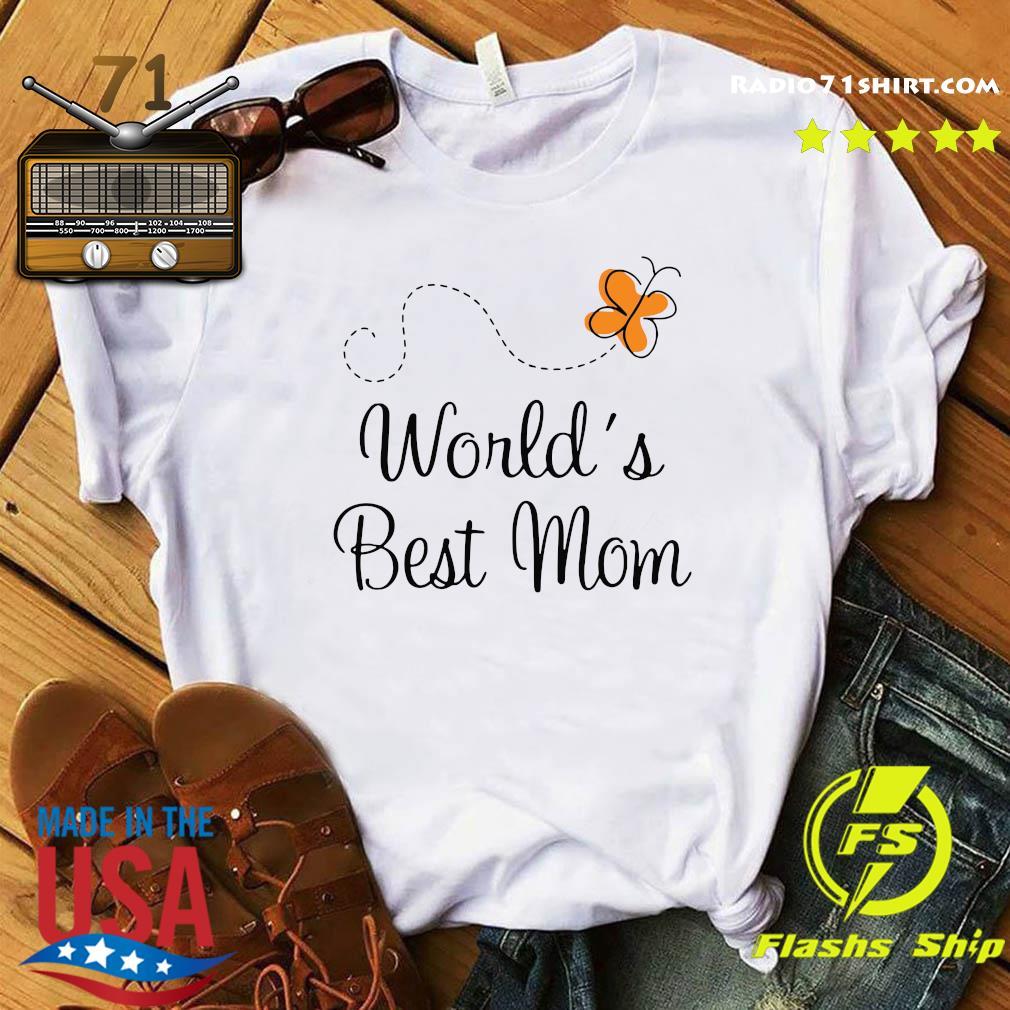 Official Worlds Best Mom 2020 Shirt