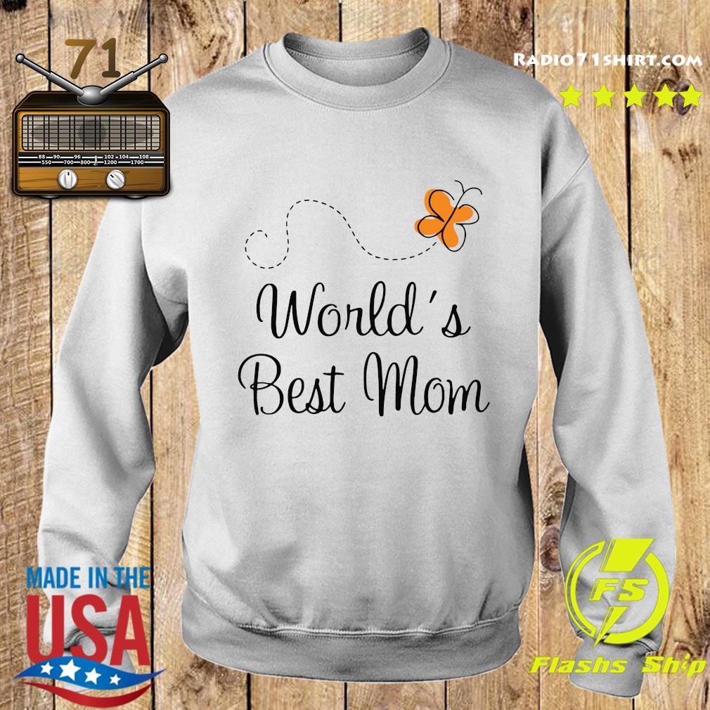 Official Worlds Best Mom 2020 Shirt Sweater