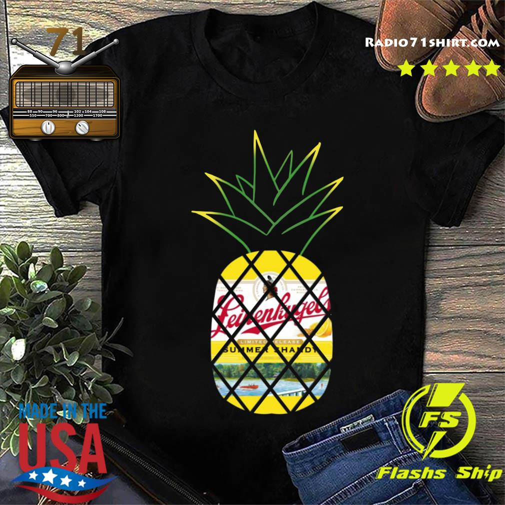 Pineapple Leinenkugel's Summer Shandy beer shirt