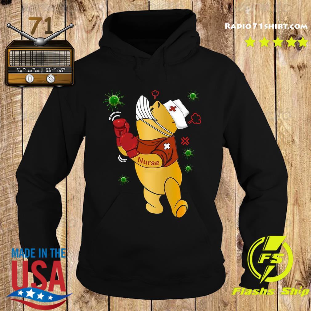 Pooh Nurse Boxing Coronavirus s Hoodie
