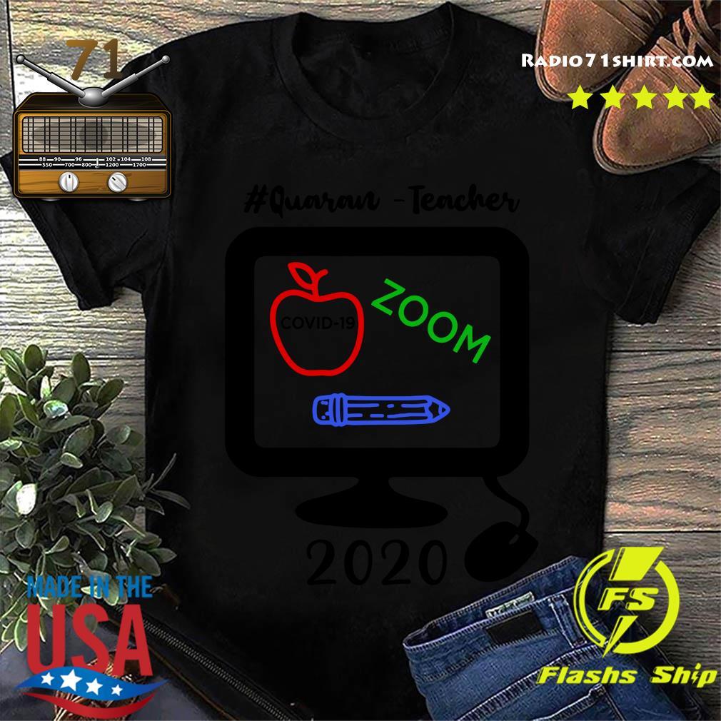 Quran Teacher Computer Covid 19 Zoom 2020 Shirt