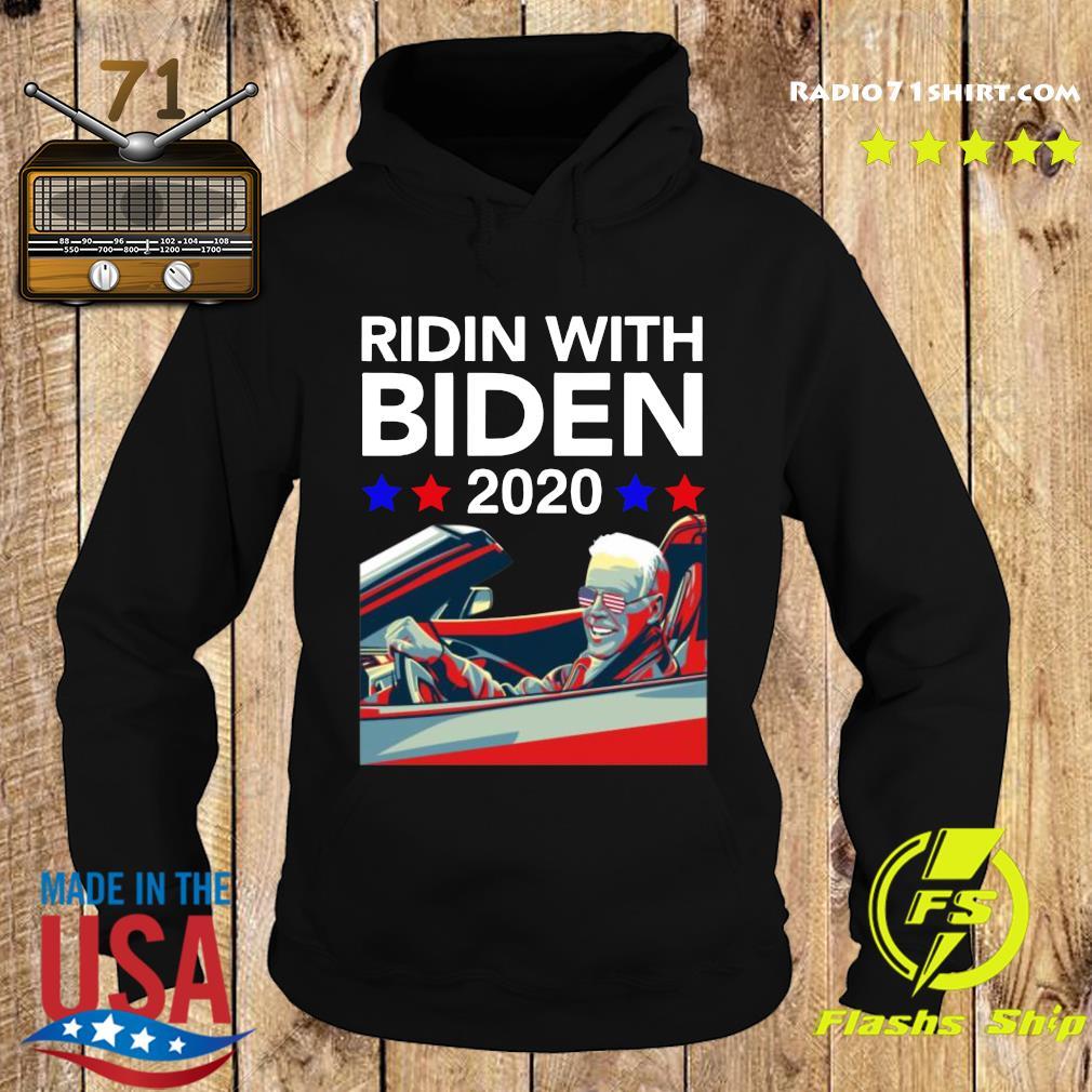 Ridin With Biden Vote Joe Biden 2020 Shirt Hoodie
