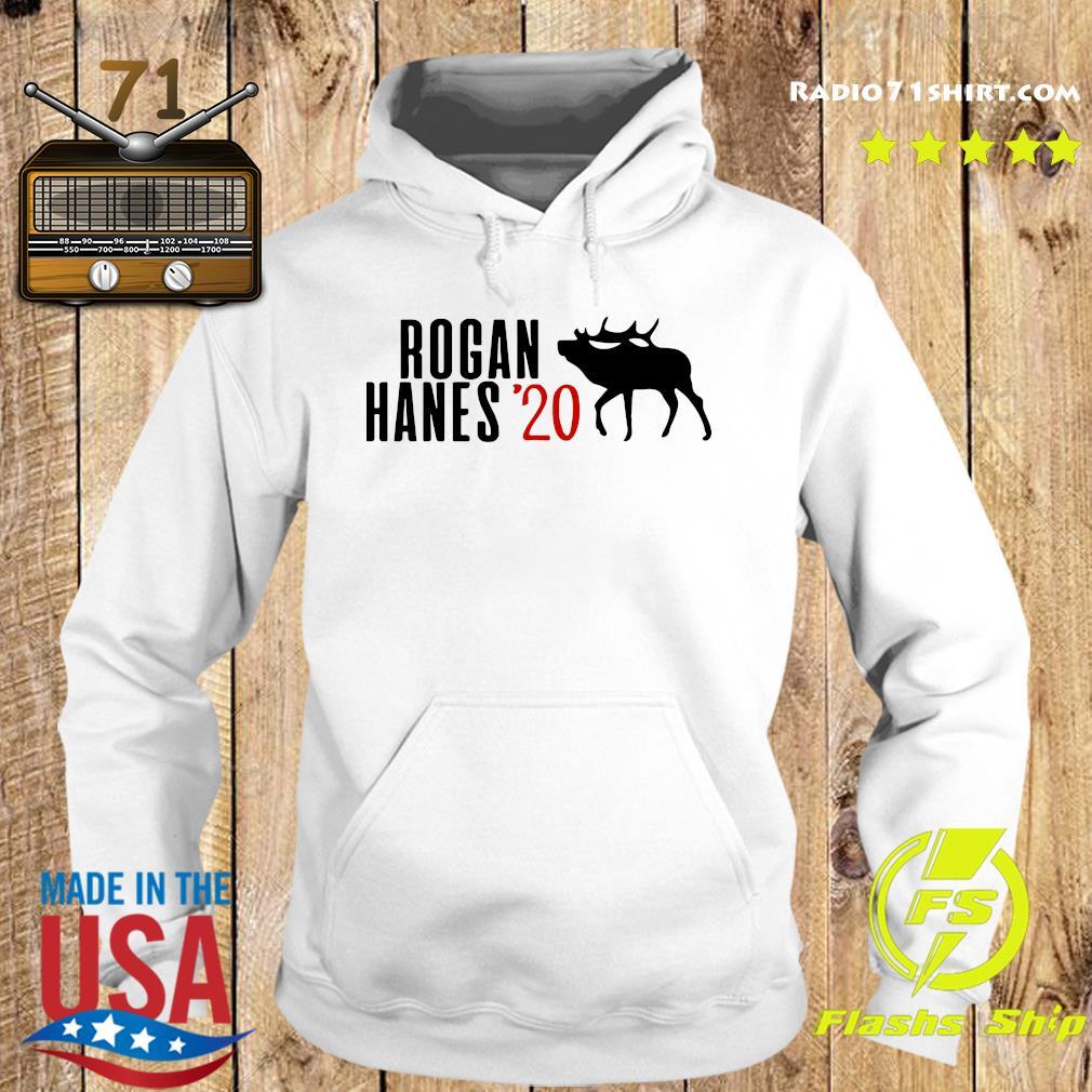 Rogan Hanes 2020 Giraffe Shirt Hoodie