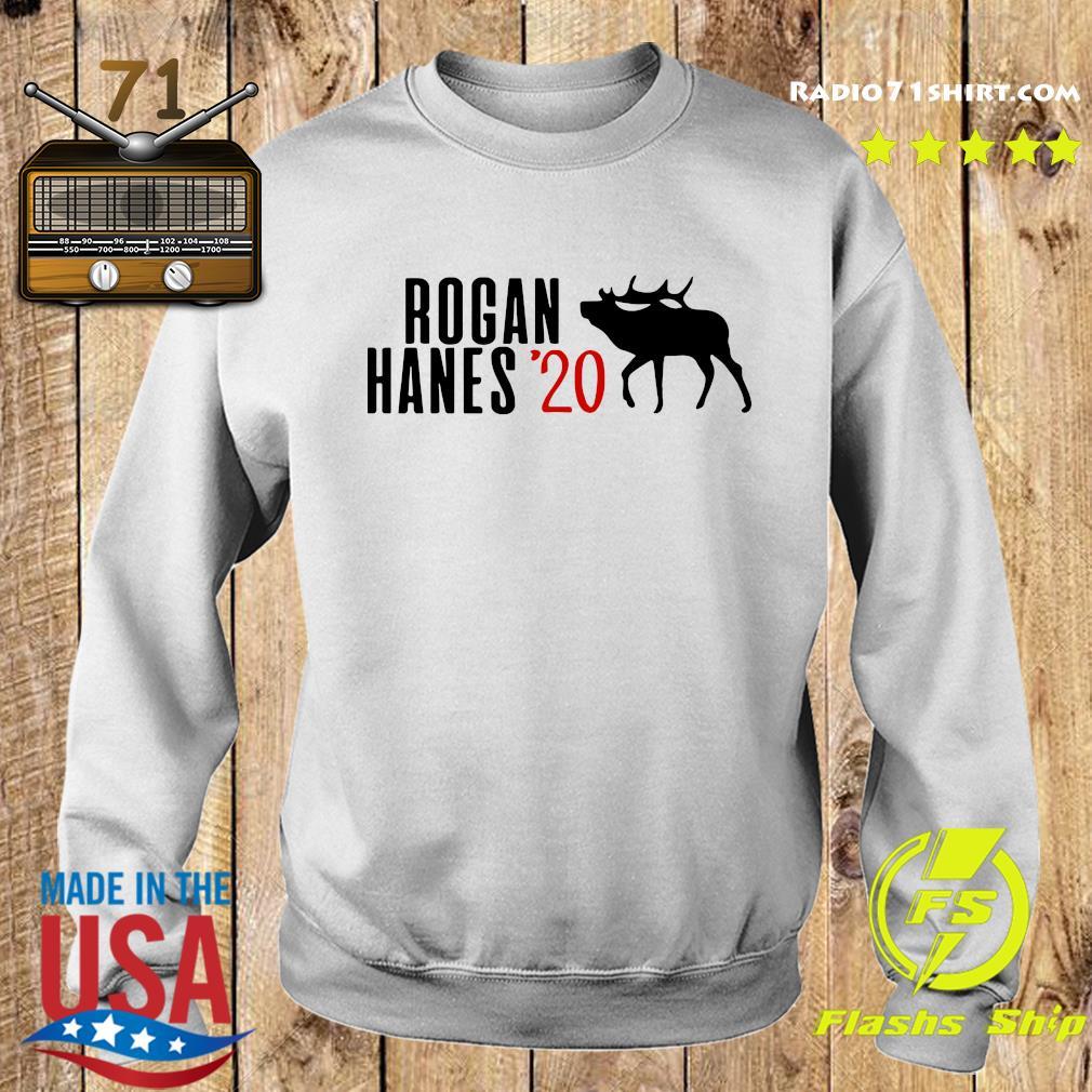 Rogan Hanes 2020 Giraffe Shirt Sweater