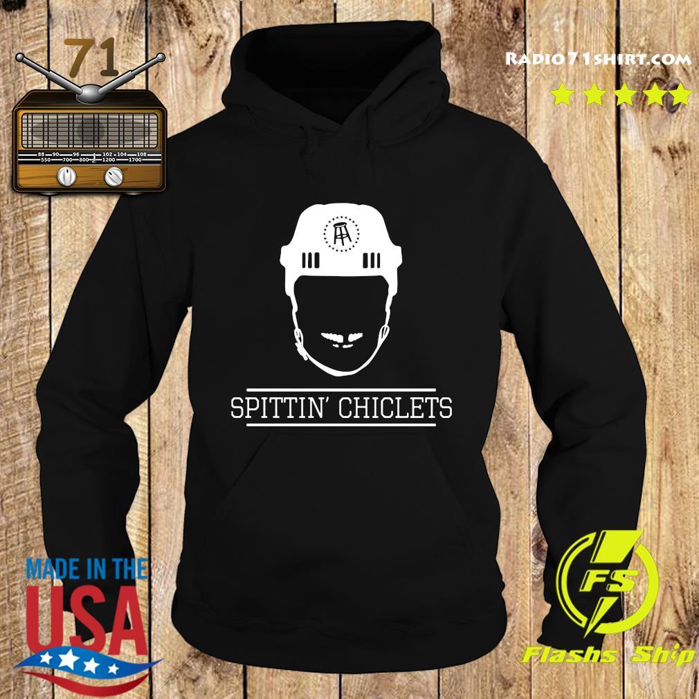 Spittin Chiclets Mineral Wash Helmet Shirt Hoodie