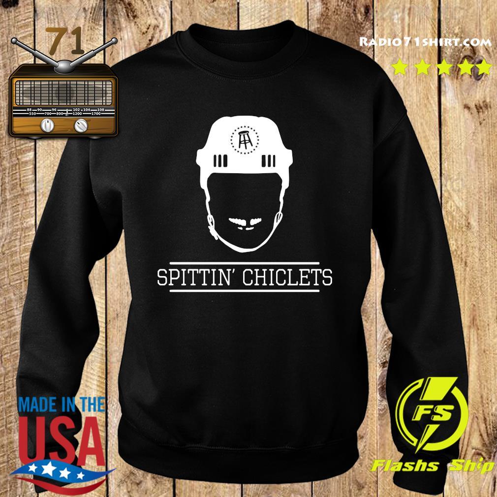 Spittin Chiclets Mineral Wash Helmet Shirt Sweater