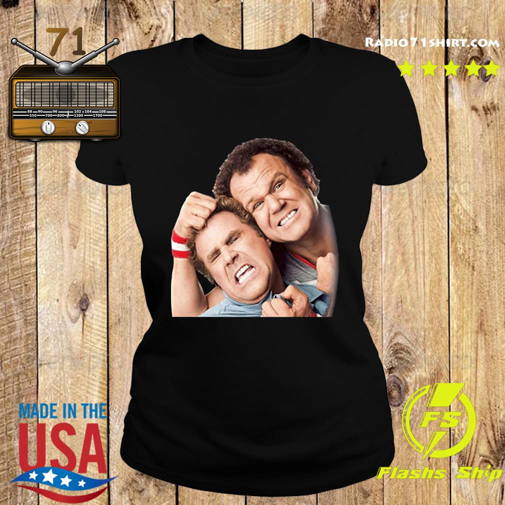 Step Brothers Poster Graphic Shirt Ladies tee