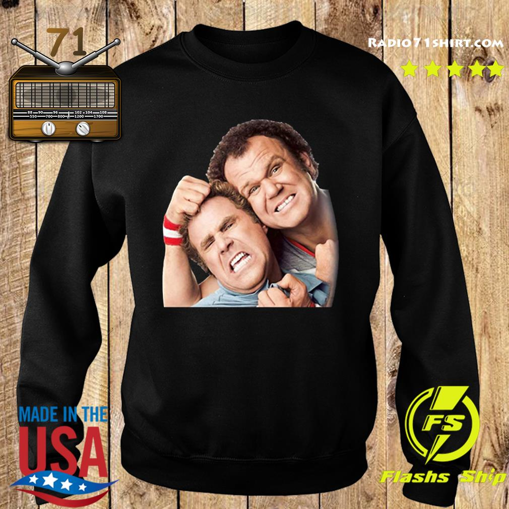 Step Brothers Poster Graphic Shirt Sweater