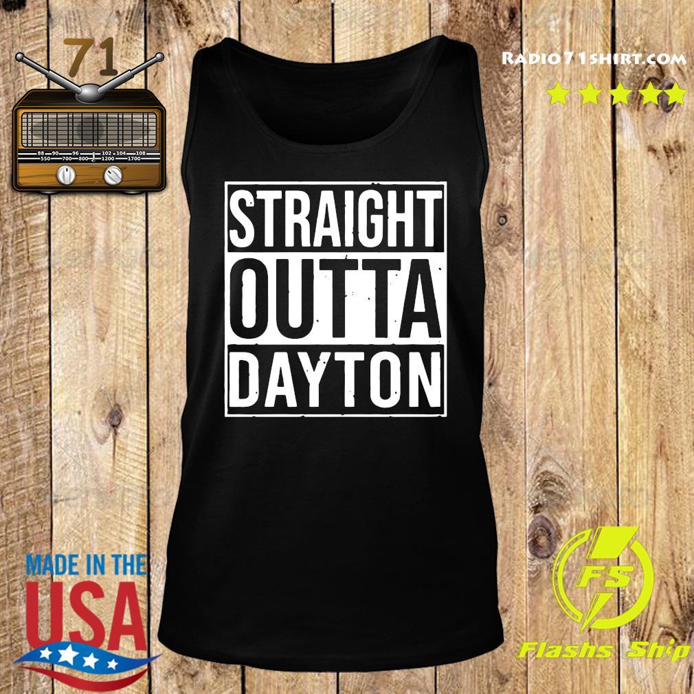 Straight Outta Dayton Shirt Tank top