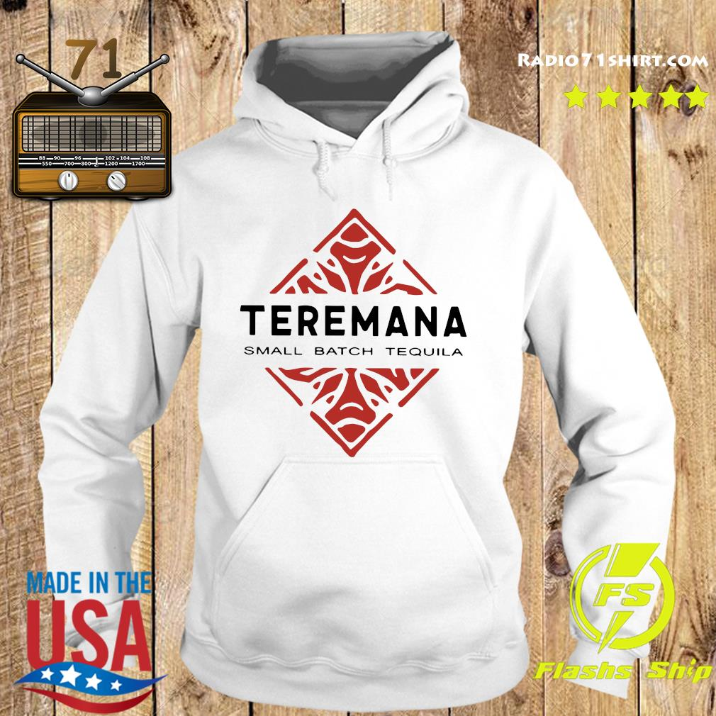 Teremana Small Batch Tequila Shirt Hoodie