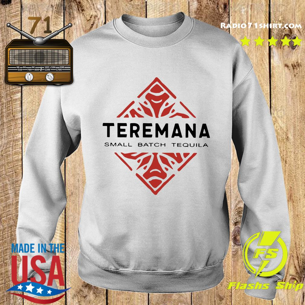 Teremana Small Batch Tequila Shirt Sweater