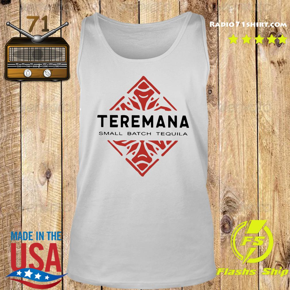 Teremana Small Batch Tequila Shirt Tank top