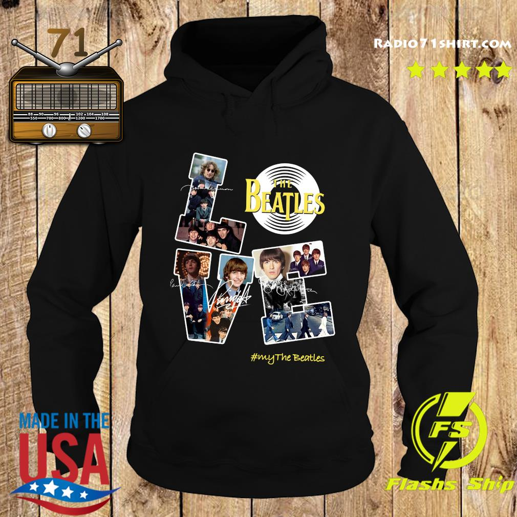 The Beatles My The Beatles Signatures Shirt Hoodie