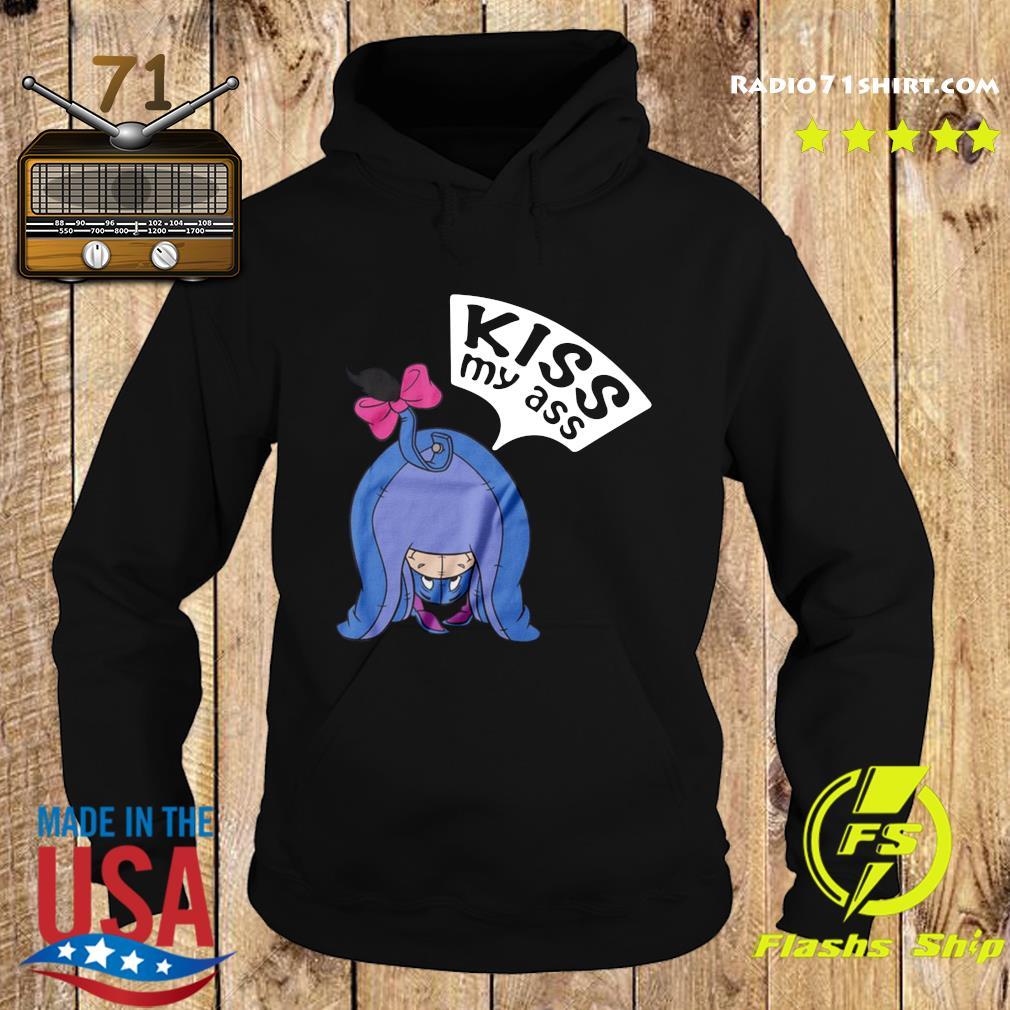 The Elephant Kiss My Ass Shirt Hoodie