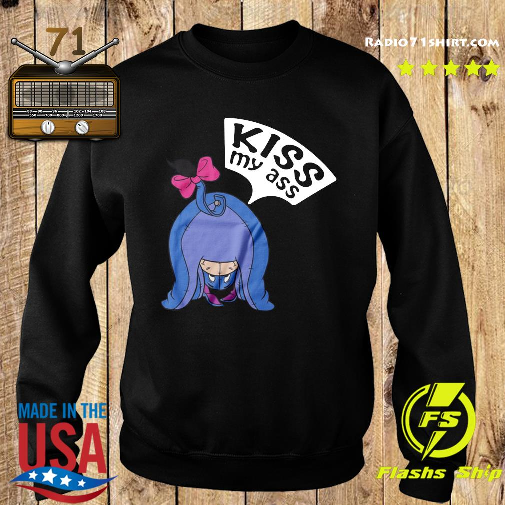 The Elephant Kiss My Ass Shirt Sweater
