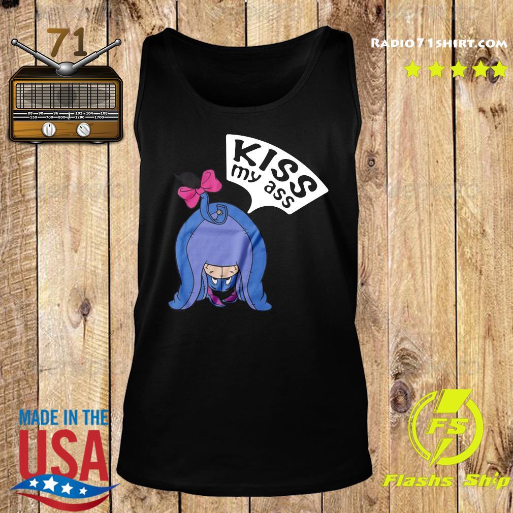 The Elephant Kiss My Ass Shirt Tank top