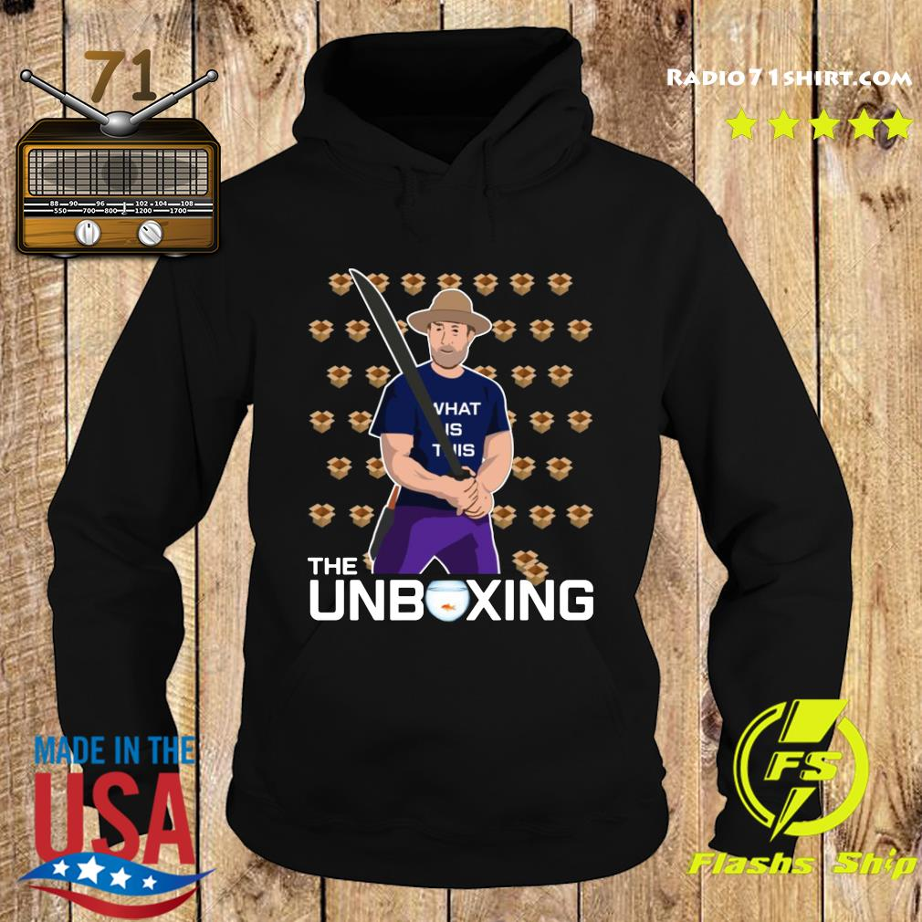 The Unboxing Collection 2020 Shirt Hoodie