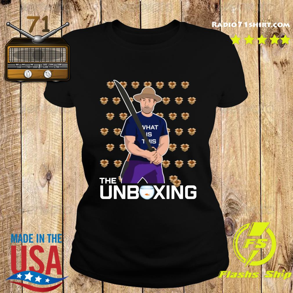 The Unboxing Collection 2020 Shirt Ladies tee