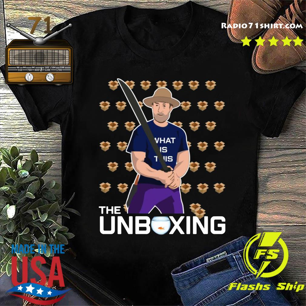 The Unboxing Collection 2020 Shirt