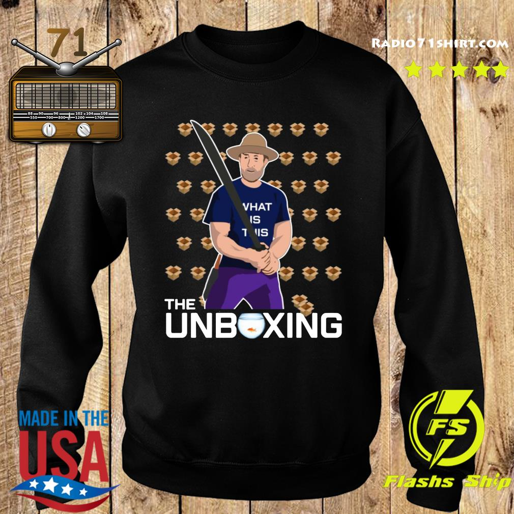 The Unboxing Collection 2020 Shirt Sweater