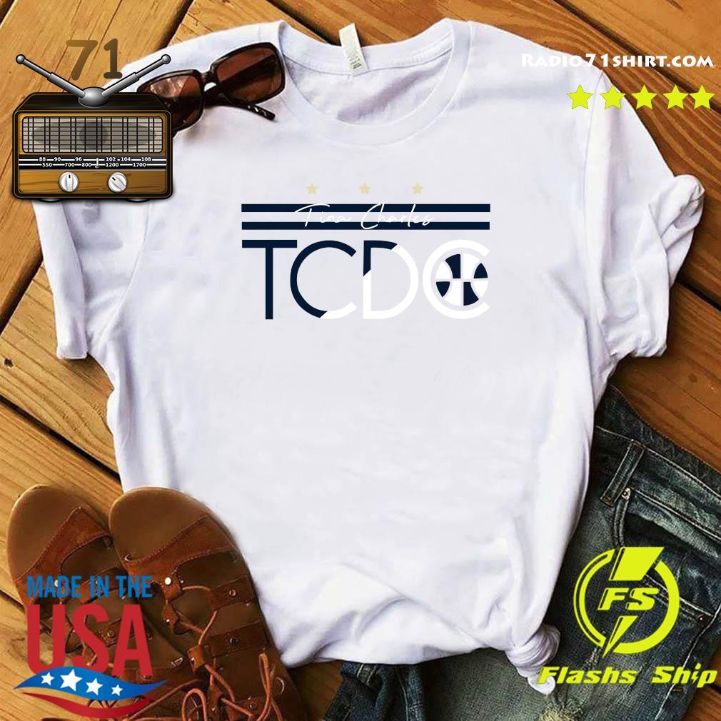 Tina Charles Shirt TC To DC Shirt