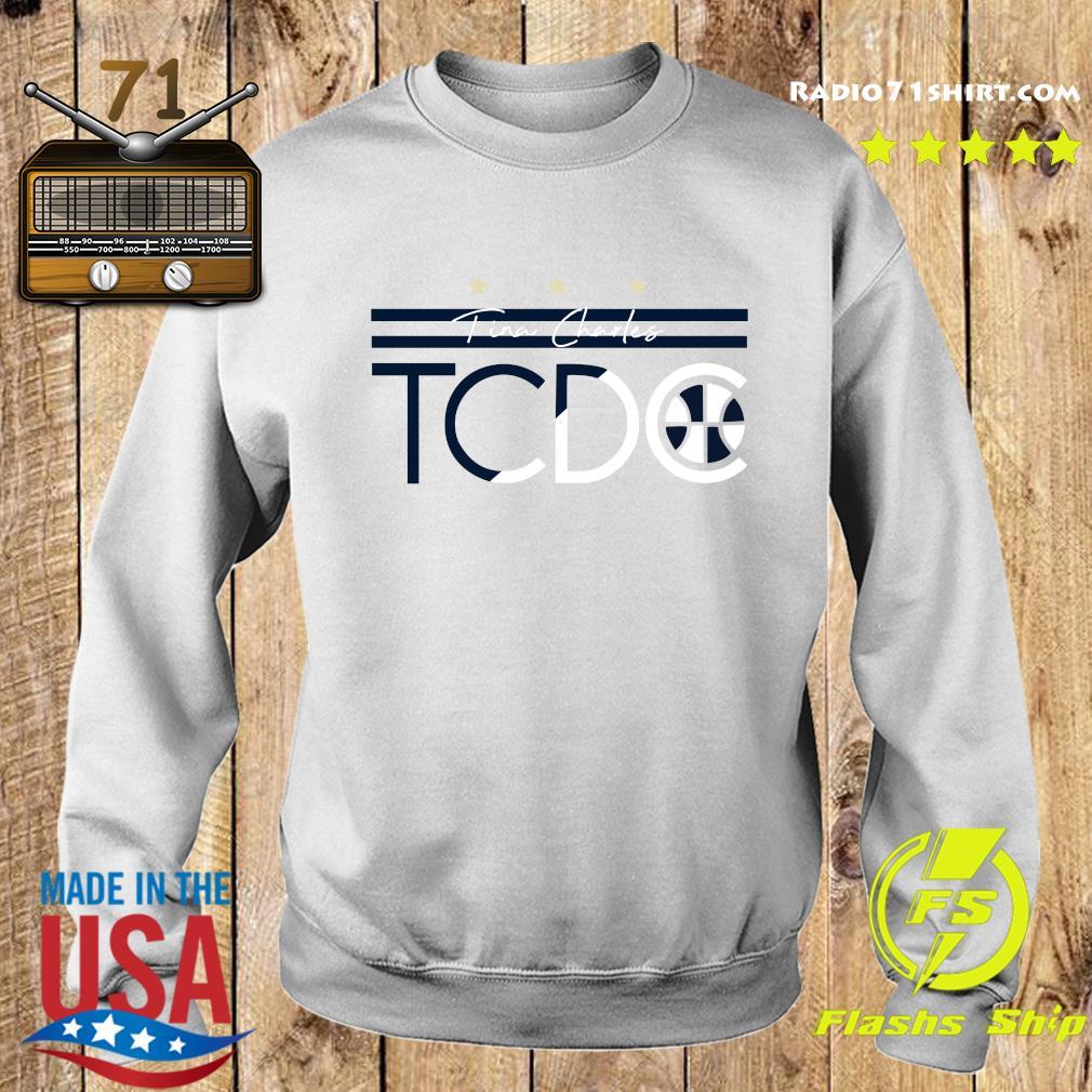 Tina Charles Shirt TC To DC Shirt Sweater