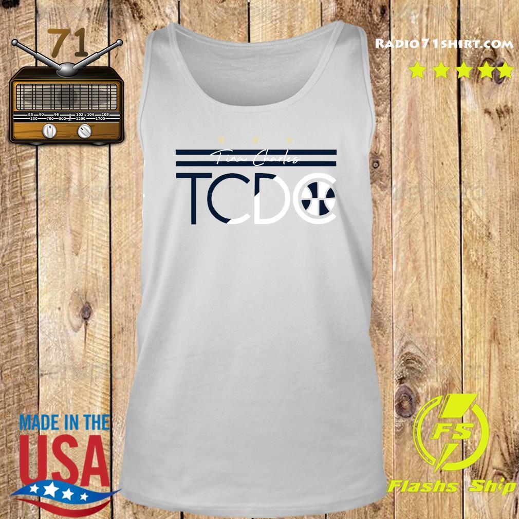 Tina Charles Shirt TC To DC Shirt Tank top